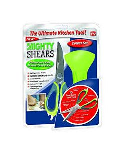 Biaba Collection Mighty Shears 10 in 1 Kitchen Tool 2 Piece Set Conveniant to use