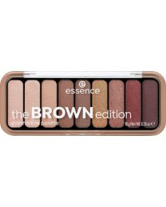 Essence The Brown Edition Eyeshadow Palette 30 Gorgeous Browns